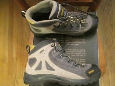 Asolo FSN 70 GTX Gore Tex  Graphite/Gun Metal Hiking Trail Boots Womens Sz 9.5