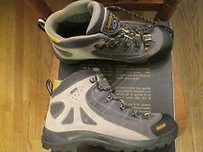 Asolo FSN 70 GTX Gore Tex  Graphite/Gun Metal Hiking Trail Boots Womens Sz 8