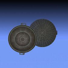 2 Aktivkohlefilter Kohle Filter für Dunstabzugshaube ALNO AEF3410N , AEF3420N