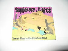 Sophmore Jakes Theres more to Life than Satellites 12 track cd digipak new & Sea