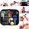 147Pcs Watch Repair Tool Watchmaker Back Case Remover Opener Kit Watch Accessory