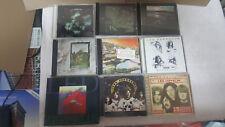 LED ZEPPELIN CD LOT -  7 SINGLE CDs & 2 DOUBLE SETS / 11 TOTAL ZEP CDs  ALL MINT