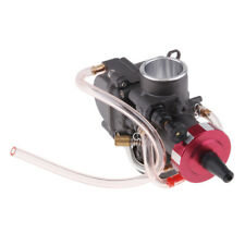 28mm Motorcycle Carburetor for Keihin Carb PWK Mikuni With Power Jet