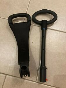 Official Attachment Mini Seat with O Bar for Micro Kickboard Scooter 3in1 Deluxe