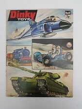 DINKY CATALOGUE No 8 1971