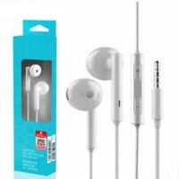 Original Huawei AM115 Headset Earphones Stereo Headphone Mate/Honor/P7 8 9 NEW