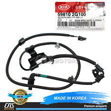 GENUINE ABS Speed Sensor FRONT LEFT / DRIVER for 06-10 Kia Optima OEM 598102G100