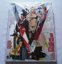 Lady Gaga & Marc Jacobs V Magazine #67 Limited Edition of 1,000 Sealed