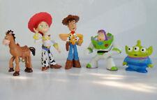 5 pcs Toy Story 3 Woody Jessie Buzz Figures Set