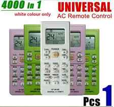 air conditioner air con UNIVERSAL remote control 4000 in 1 CARRIER CHANGHONG JDC
