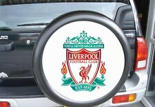 4X4 LIVERPOOL FOOTBALL CLUB EMBLEM SPARE WHEEL COVER TO FIT ALL 4X4'S
