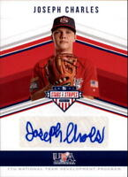 2018 USA Baseball Stars and Stripes Autograph Signature Singles -Pick Your Cards