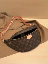 LOUIS VUITTON Bumbag bag Monogram Canvas  AUTHENTIC Waist Pouch Shoulder Bag men