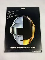 RARE Daft Punk - Random Access Memories Promo Mask - Brand New Factory Sealed