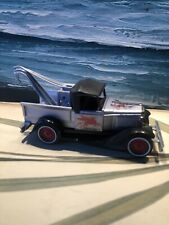 Matchbox Models Of Yesteryear Code 3 Ford  Wrecker/ Tow Truck Mobil Gas