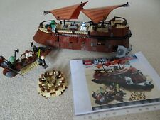 LEGO Star Wars 6210 Jabba's Sail Barge 100% complete