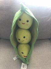 "Disney Toy Story 3 -Peas In a Pod Triplets 19""  Plush Toy Large- Preowned"
