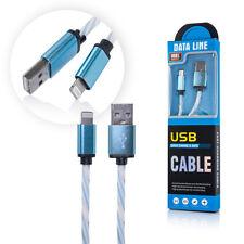 [Lot de 2] Cable USB Lightning incassable durable pour iPhone 6/6S Plus 5S/5 7 8