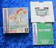 Tales of Phantasia, GBA GameBoy Advance Spiel, OVP Anleitung
