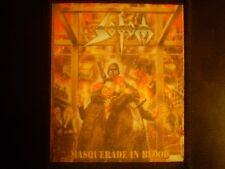 Sodom - Masquerade In Blood Sublimated Patch KREATOR SLAYER NUCLEAR ASSAULT DEAD