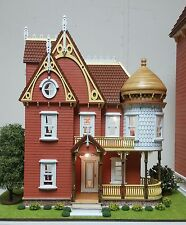 Hannah Victorian Mansion 1:24 scale Dollhouse