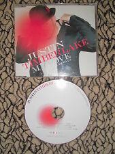 Justin Timberlake-My Love -single-  gebraucht siehe foto