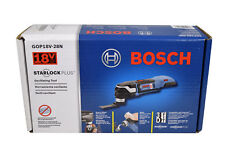 Bosch GOP18V-28N 18V EC Brushless Oscillating StarlockPlus Multi-Tool Tool Only