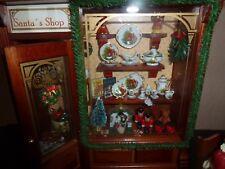 Reutter Porzellan Weihnachtsshop 1:12 beleuchtet