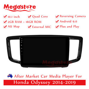"""10.1"""" Android 9.1 Quad Core Car non DVD Player GPS For Honda Odyssey 2014-2019"""