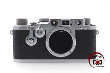 Leitz Leica IIIf von 1950 Schraubleica Red Dial  FOTO-DF Fotofachhändler