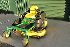 John Deere Zero-turn Mower Riding Lawnmowers