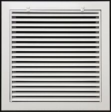 """12"""" X 12"""" Return Air Filter Grille with Filter Included"""