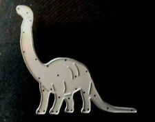 Sizzix Die Cutter Diplodocus Dinosaur  fits Big Shot Cuttlebug