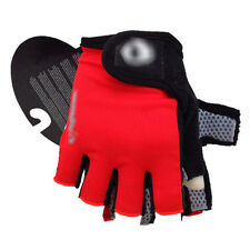 NEW Bicycle half finger glove fashion cycling gloves light weight shockproof  XL