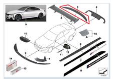 Genuine BMW M Performance Rear Carbon Fibre Spoiler M4 PN: 51192350722 UK