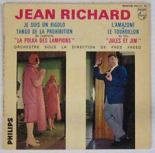 Jean Richard 45 Tours Philips 1962