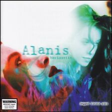 ALANIS MORISSETTE - JAGGED LITTLE PILL D/Remastered CD ~ IRONIC ++++ *NEW*