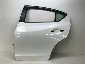 2013-2015 ACURA ILX REAR LEFT DRIVER SIDE DOOR SHELL OEM LOT3134
