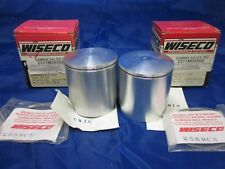 Polaris Indy 600 1984-87 65mm 2 Wiseco Snowmobile Piston Kits 2311M06500