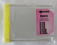 CARTUCCIA COLOR MAGENTA PER BROTHER ad esempio lc1000, LC 970, lc960