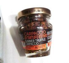 x2 Black Truffle minced 45 gr Italy 1.59 oz Tuber aestivum tartufo scorzone