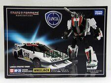 Takara Transformers Masterpiece Mp-20 Wheeljack G1 action figure Lancia Stratos