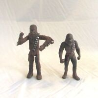 Star Wars Chewbacca Action Figures X 2