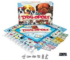 DogOpoly (Dog Opoly) A Canine themed Monopoly NEW in BOX