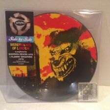 Near Mint (NM or M -) Grading Picture Disc 45 RPM Speed Vinyl Records