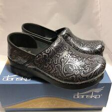 9622f482edeb Dansko Women s Professional Grey Tooled Clog EU 40  US 10
