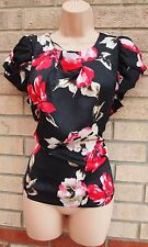 Blouse Satin Floral Tops & Shirts for Women