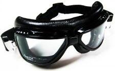 Lunettes Biker Noires Moto custom et Trike sunglasses black aviateur - 76-50110