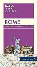 Fodor's Rome 25 Best ' Guides, Fodor's Travel