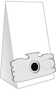 10 Staubsaugerbeutel A 1007 passend für AEG Gr. 12, 15, Vampyr 500- 517, 600-617